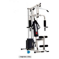 Kamachi  Home Gym With Ab Exerciser WEIGHT STOCK 150 lbs - 65 Kgs
