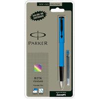 Parker Beta Standard Fountain Pen (Blue)