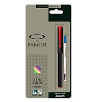 Parker Beta Standard Roller Ball Pen (Black)