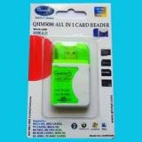 NEW All In One Quantum QHM-5088 Multi Memory Card Reader USB 2.0