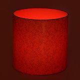 Craftter Orange Round Lamp