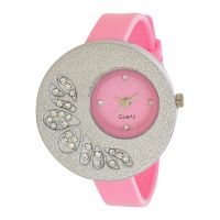 Glory Big  Fancy Designer look Collection PU Analog Watch - For Women by a