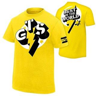 CM Punk  ''GTS'' T-Shirt