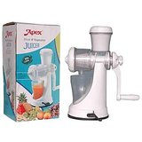 Apex Fruits And Vegetable Juicer