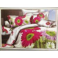 100% Cotton King Size Bedsheet - 4452356