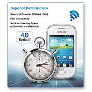 Samsung GalaxyStar 5282 (512MB RAM, 4GB)