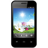 Intex 3G Smart Phone Cloud X12 with Latest Android 4.1.2 Jelly Bean