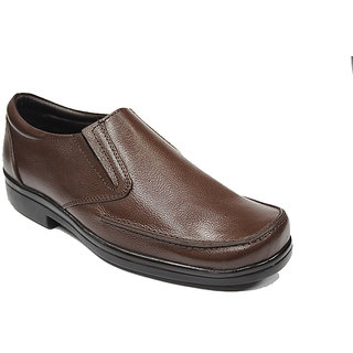 PIETRO CARLINI - MOCASSION EXTRA COMFORT FORMAL SHOES  (1016-BRN)