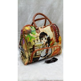 stlish luggage bag