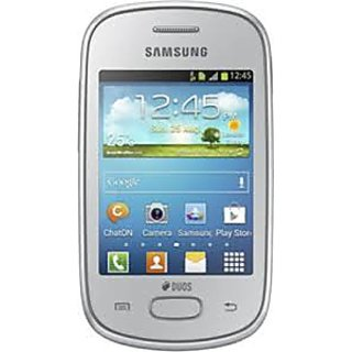 Samsung Galaxy Star S5282 Silver available at ShopClues for Rs.3999