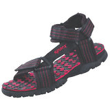 Sparx Sandals 202 Black-Red