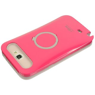 New Brand I Glow Night Glow back cover for Samsung Galaxy Note 2  Red available at ShopClues for Rs.333