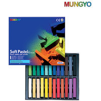 Mungyo Soft Pastel For Artists - 24 Colors