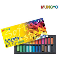 Mungyo Soft Pastel For Artist - 24  Half Length Colors