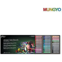 Mungyo Gallery Artists' Soft Pastels - 48 Colors