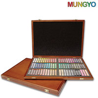 Mungyo Gallery Artists' Soft Pastels - 72 Colors