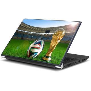 Football Laptop Skin by Artifa