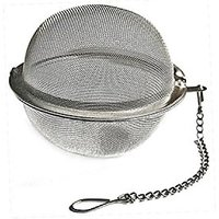 Tea Filter Strainer Infuser Ball - A Must Have For Ever Green Tea Lover