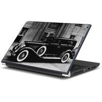 Vintage Car Stunning Laptop Skin By Artifa