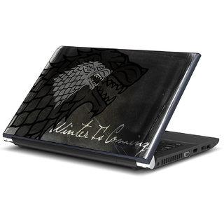 Winter is Coming stunning Laptop Skin by Artifa