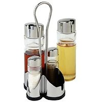 4pcs Salt Pepper Sugar Paper Holder