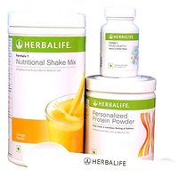 Herbalife F 1 (Mango Or Choco + Vanilla) + F 3 Protein Powder + Afresh Lemon
