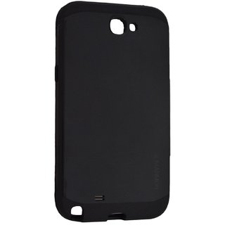 Kelpuj BACK COVER FOR SAMSUNG GALAXY NOTE 2 N7100BLACK available at ShopClues for Rs.199