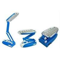 27 LED Flexible Rechargable Table Lamp