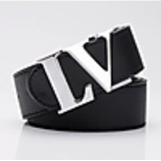 The New And Stylish LV Leather Stylish Belt Great Look As Great Price.