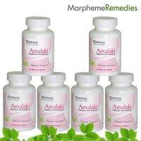 Morpheme Amla Capsules For Healthy Hair & Skin Care