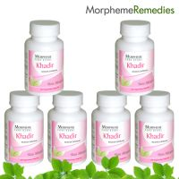 Morpheme Khadir Supplements For Skin Care & Blood Purifier