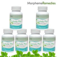 Morpheme Diabeta Plus Supplements For Diabetes & Blood Sugar Levels(Option 2)