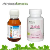 Morpheme Combo Supplements For Back Pain, Joint Pain & Arthritis