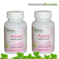 Morpheme Terminalia Arjuna Supplements For Heart Care- 500Mg Extract