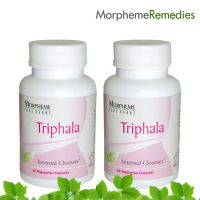 Morpheme Triphala Supplements For Colon Cleansing - 500Mg Extract