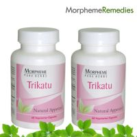 Morpheme Trikatu Supplements For Digestive Health - 500Mg Extract