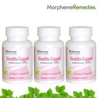 Morpheme Shuddha Guggul Supplements To Lower Cholesterol