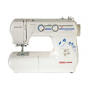 Usha Wonder Stitch Automatic Sewing Machine available at ShopClues for Rs.9780