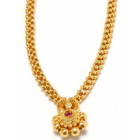 Womens Trendz Non Plated Multicolor Necklace Set For Women