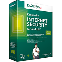 Kaspersky Internet Security For Tablet & Android
