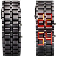 Bracelet LED Watch by miss