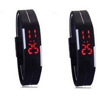 New LED  watch combo pack by brandedking by ABC