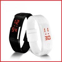 LED Sports Digital Wrist Watch by jh