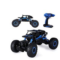 118 Scale 2.4G 4WD Remote Control Model Cars Climbing RC Off-Road Rock Crawler