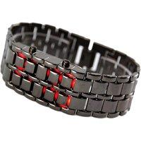 Lumina LED Bracelet Watch h