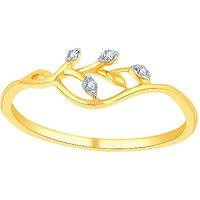 Asmi Lumineux Ring PR25503SI-JK95-5Y