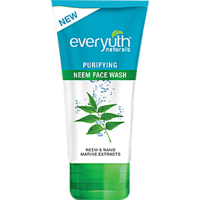 Everyuth Naturals Purifying Neem Face Wash 50Gm (Pack Of 3)
