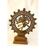 MC Brass Metal Nataraj