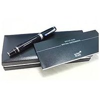 Mont Blanc Roller Pen With Box And