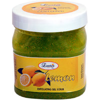 Luster Lemon Exfoliating Face & Body Gel Scrub 500ml